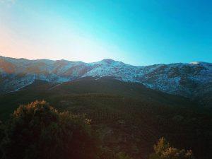 Cara Norte del Pico Almirez