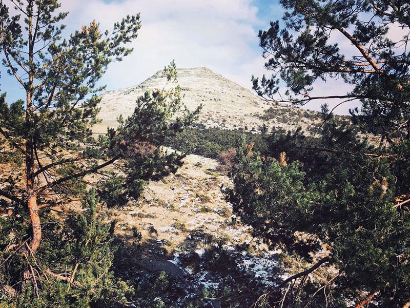 Pico Almirez